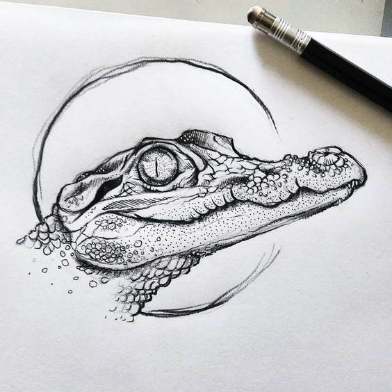 Классные картинки для срисовки тату и татуировки - подборка 10