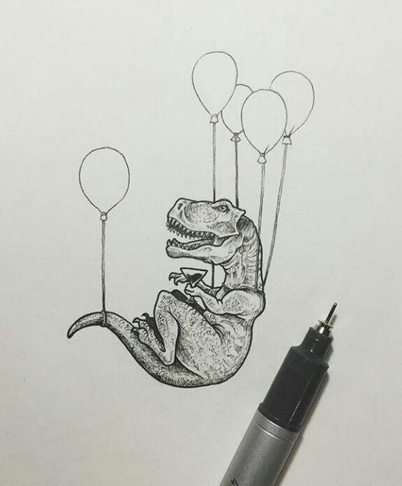 Классные картинки для срисовки тату и татуировки - подборка 17
