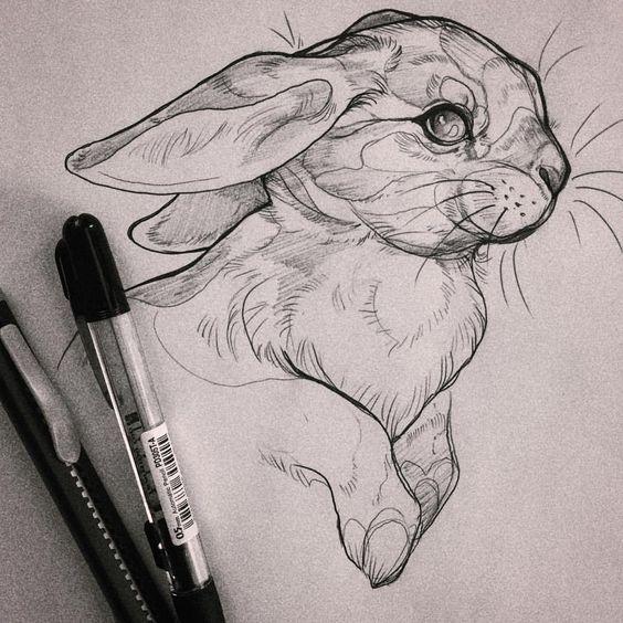 Классные картинки для срисовки тату и татуировки - подборка 22