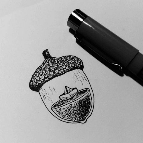 Классные картинки для срисовки тату и татуировки - подборка 7