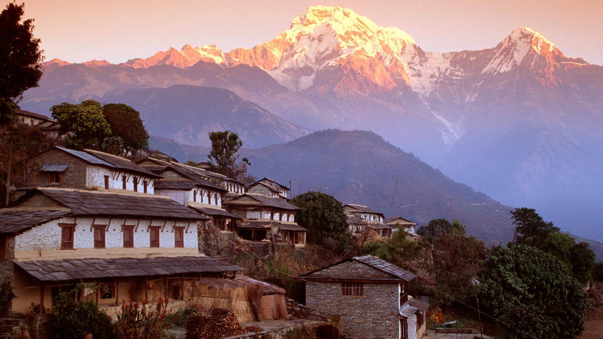 Красивые и интересные фото Непала - подборка 15 картинок 10