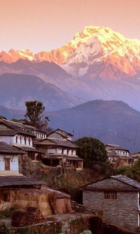 Красивые и интересные фото Непала - подборка 15 картинок 12