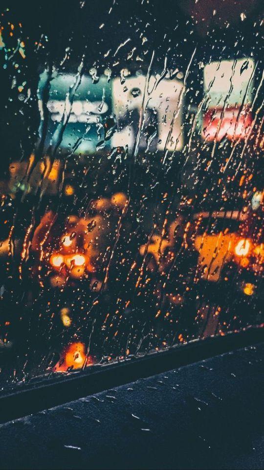 Красивые и удивительные картинки дождя для заставки - подборка 11