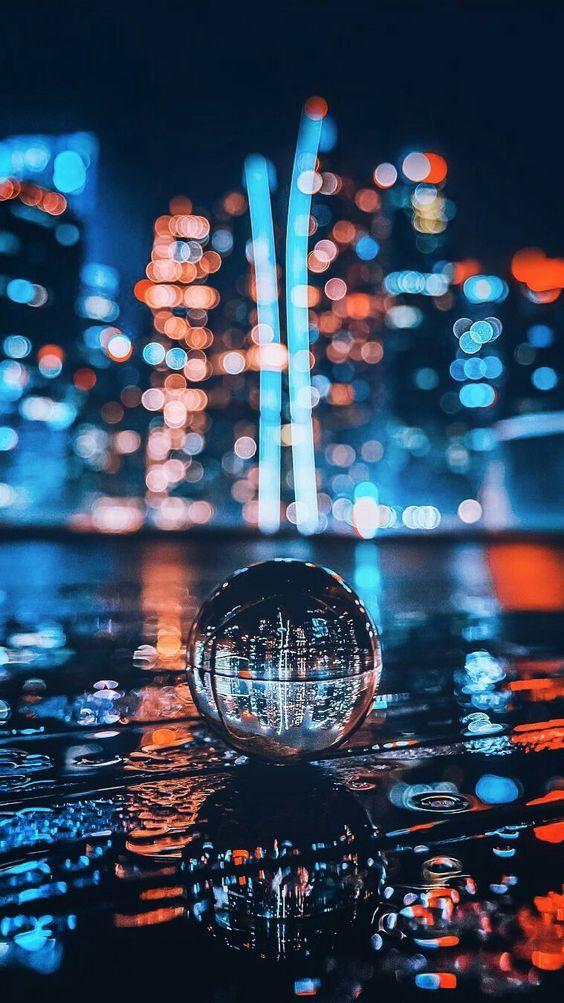 Красивые и удивительные картинки дождя для заставки - подборка 9