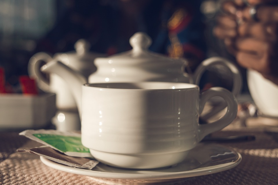 Красивые картинки чая на утро, чай утром - подборка изображений 1