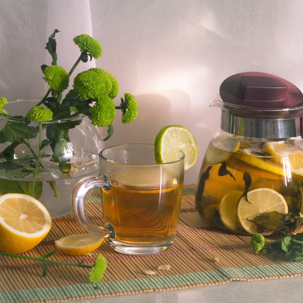 Красивые картинки чая на утро, чай утром - подборка изображений 14
