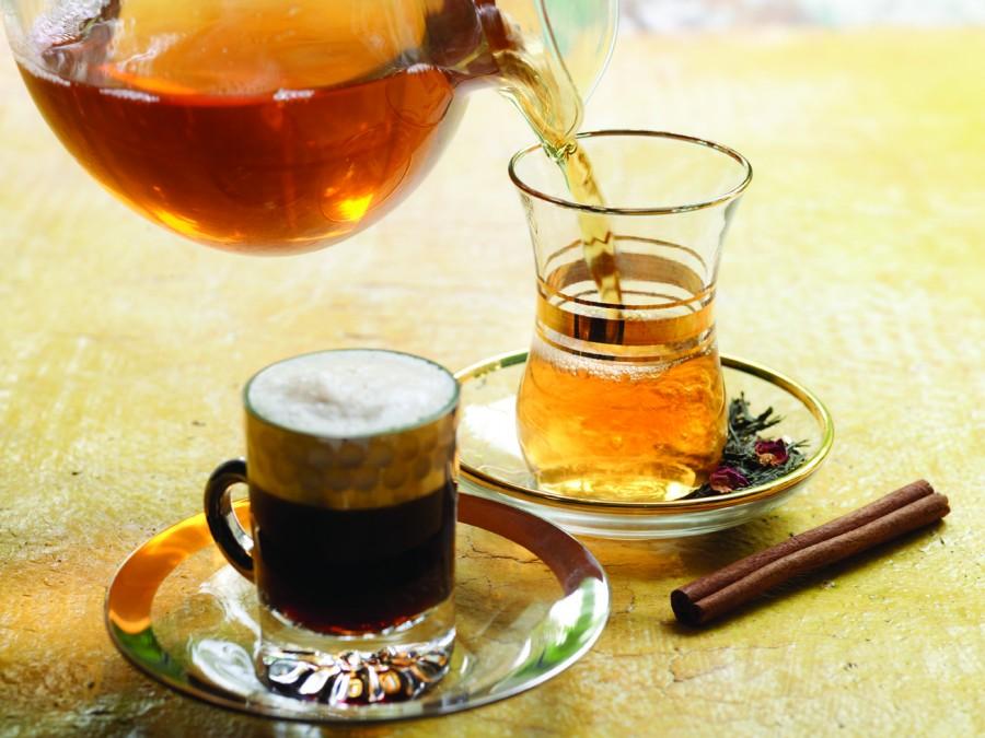 Красивые картинки чая на утро, чай утром - подборка изображений 6