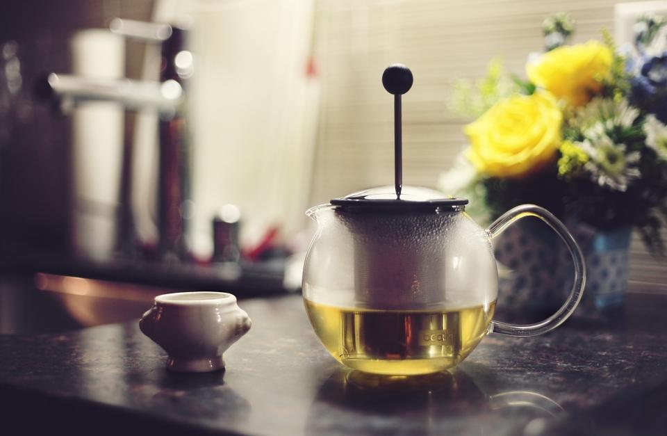 Красивые картинки чая на утро, чай утром - подборка изображений 7