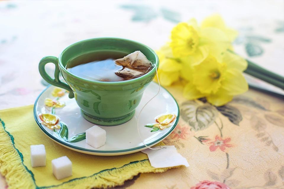 Красивые картинки чая на утро, чай утром - подборка изображений 9