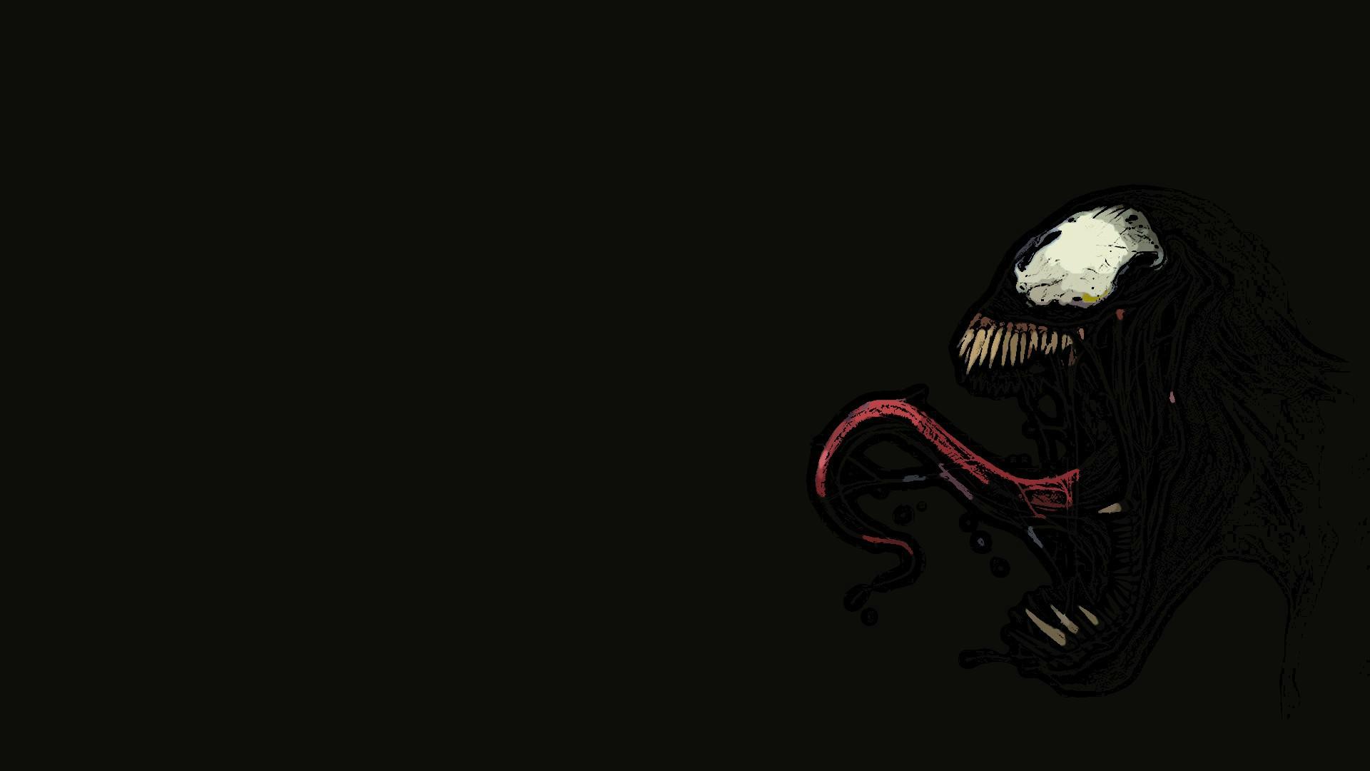 Красивые обои и картинки Венома на рабочий стол - подборка 3