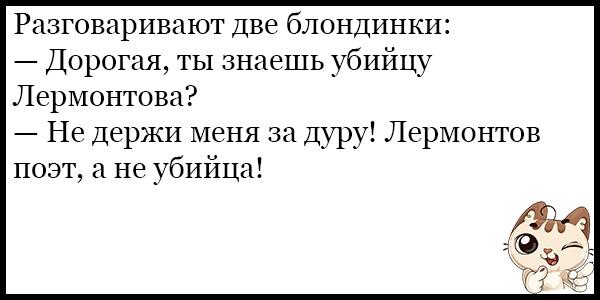 Лучшие смешные и прикольные анекдоты за февраль - сборка №136 11