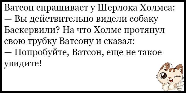 Лучшие смешные и прикольные анекдоты за февраль - сборка №136 14