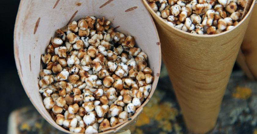 Попкорн из гречки. Как приготовить отличную закуску за 5 минут 1