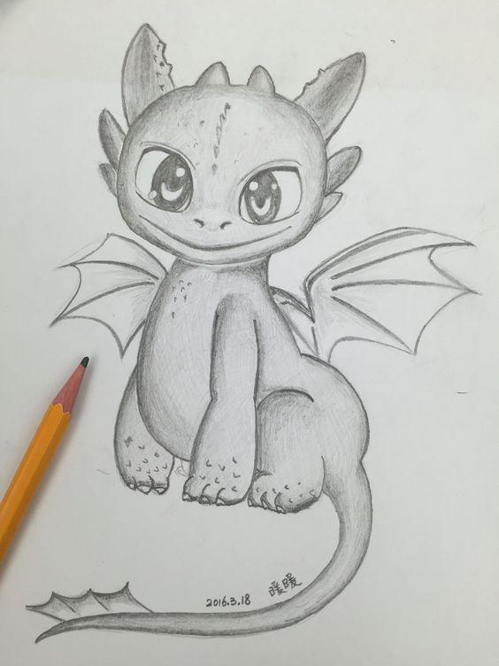 Прикольные и красивые картинки, рисунки животных для срисовки 13