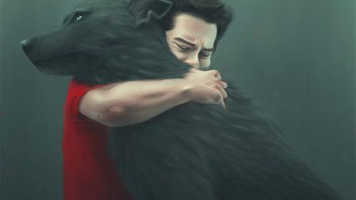 Сериал Волчонок - очень красивые картинки, арты, изображения 8