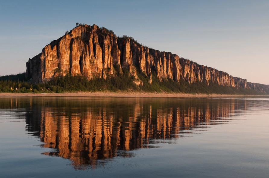 Фото самых красивых природных мест России - сборка 30 фотографий 17
