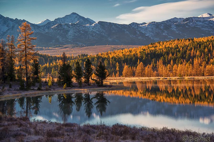 Фото самых красивых природных мест России - сборка 30 фотографий 23