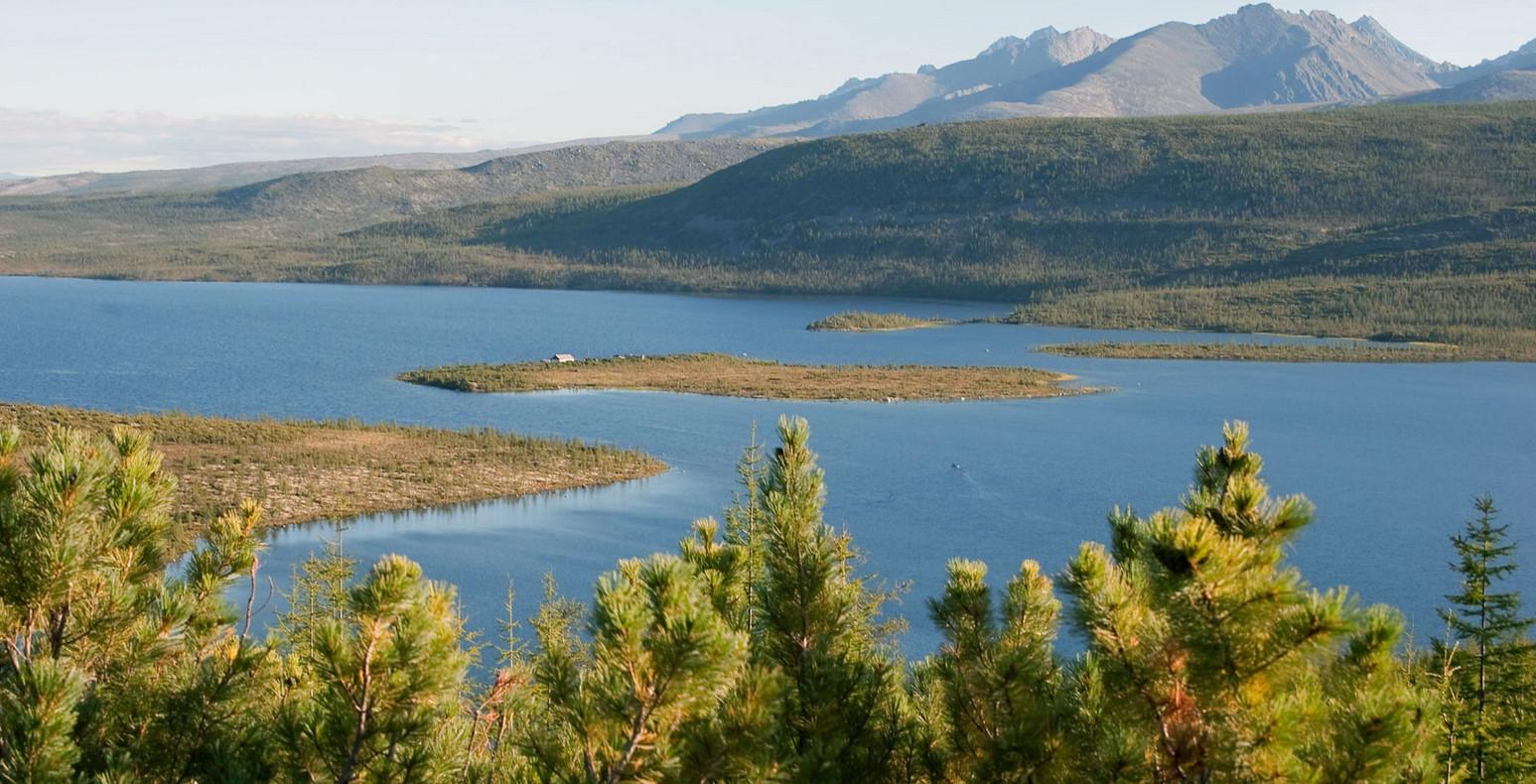 Фото самых красивых природных мест России - сборка 30 фотографий 27