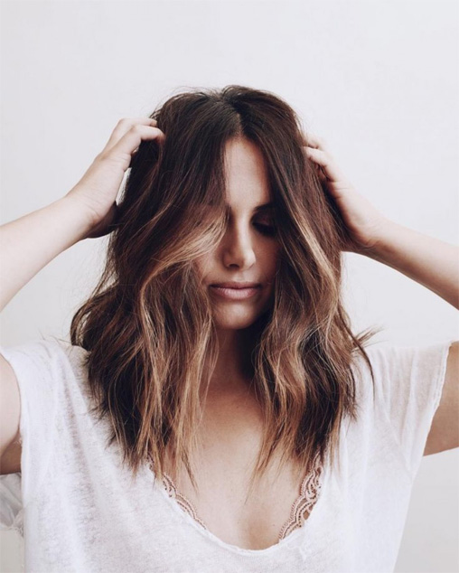 8 советов по уходу за зрелыми волосами 1