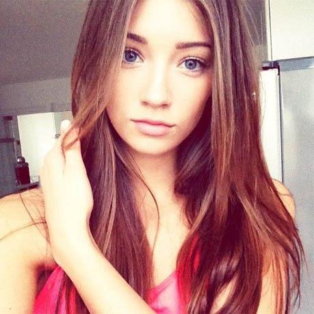 Подборка красивых и милых девушек 19