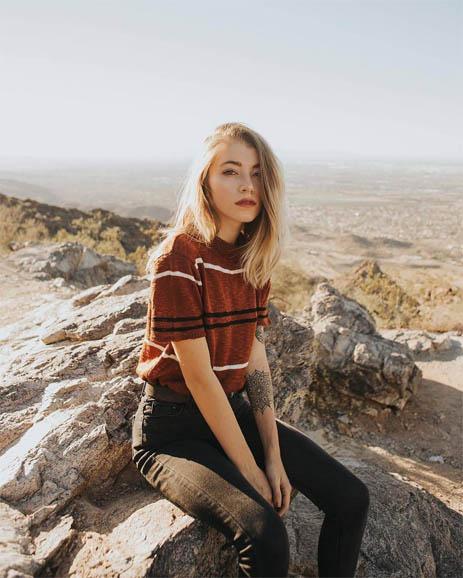 Подборка фото красивых девушек блондинок 16