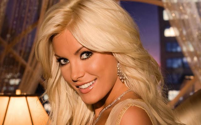 Подборка фото красивых девушек блондинок 5