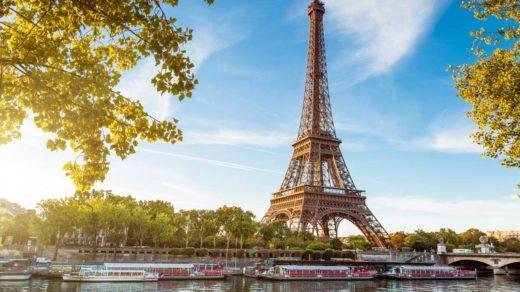 где находится эйфелева башня