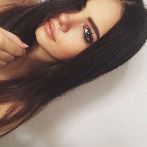 Красивые девушки с очаровательной улыбкой - фото, подборка 11