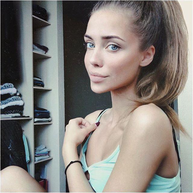 Красивые девушки с очаровательной улыбкой - фото, подборка 6