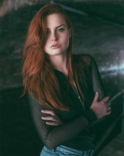 Красивые девушки с прекрасной фигурой - фото 25