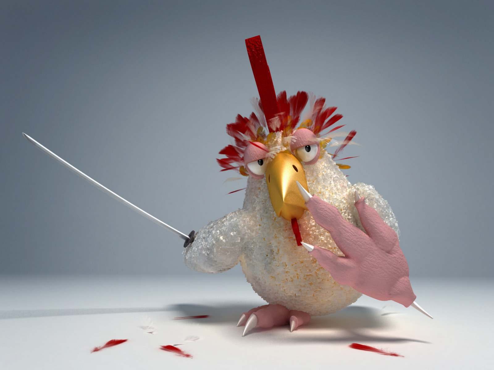 Прикольные картинки с курицами