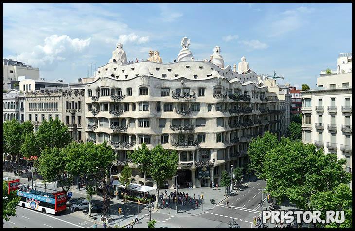 Барселона с высоты птичьего полета - фото 4