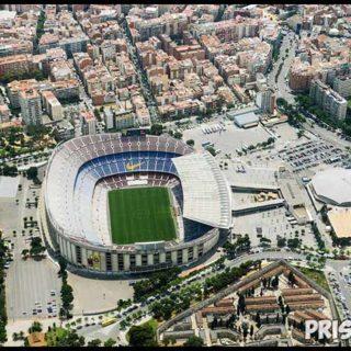 Барселона с высоты птичьего полета - фото 7