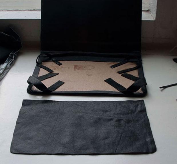 Как сделать чехол для планшета своими руками - мастер-класс 2