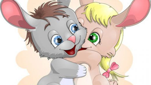 Картинки зайцев для детей, красивые картинки зайчиков для детей 2