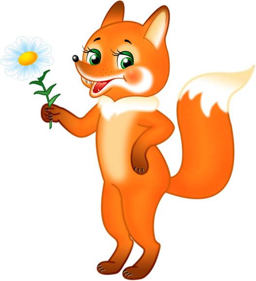 Картинки лис для детей, лиса картинки для детей - смотреть бесплатно 3