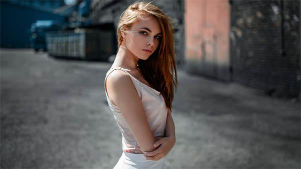 Красивые девушки на природе фото, прикольные картинки прекрасных девушек