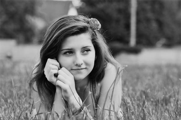 Красивые и милые фото девушек из соцсетей - смотреть бесплатно 10