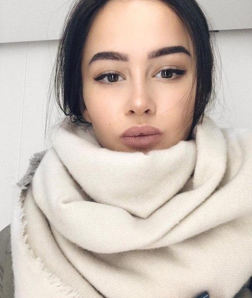 Красивые и милые фото девушек из соцсетей - смотреть бесплатно 12