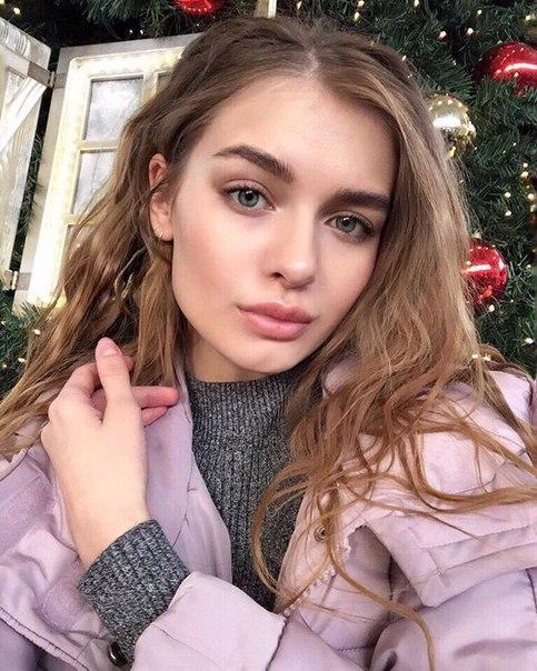 Красивые и милые фото девушек из соцсетей - смотреть бесплатно 3