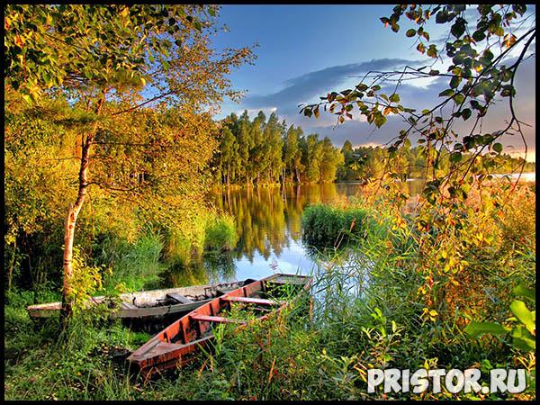 Красивые фото природы России, фото - пейзажи природы России 2
