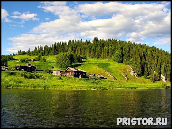 Красивые фото природы России, фото - пейзажи природы России 5