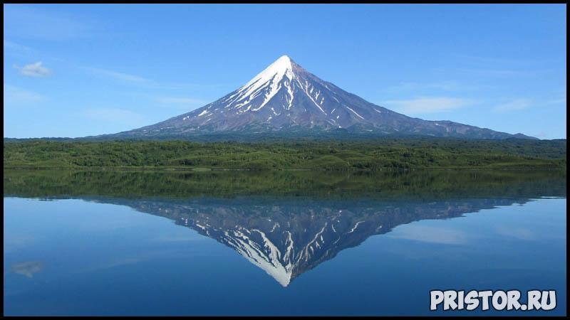 Красивые фото природы России, фото - пейзажи природы России 8