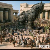 Миф о троянском коне читать
