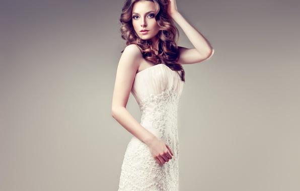 Прекрасные девушки в красивом платье — подборка фото, смотреть 6