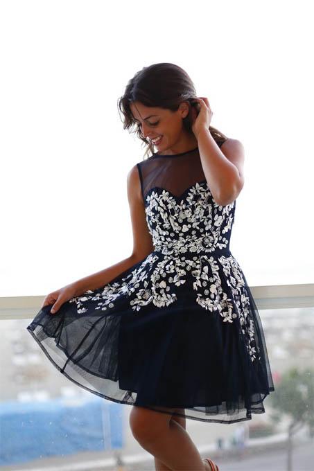 Прекрасные девушки в красивом платье — подборка фото, смотреть 9