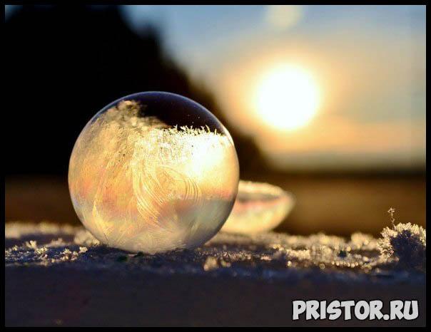 Фото снега и льда в природе, красивые фото льда и снега - природа 2