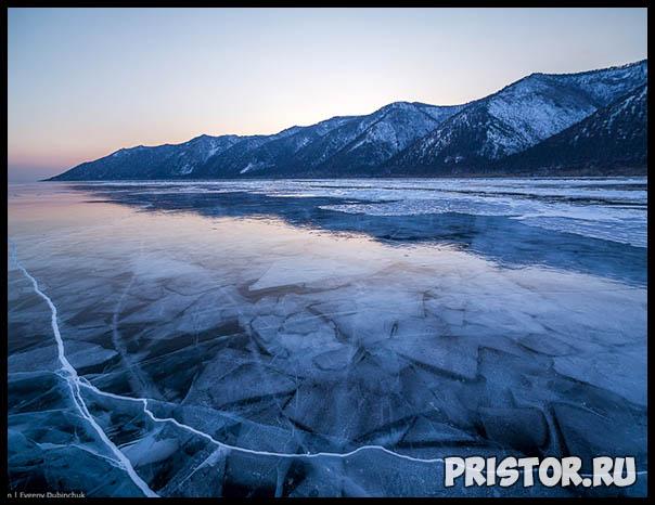 Фото снега и льда в природе, красивые фото льда и снега - природа 8