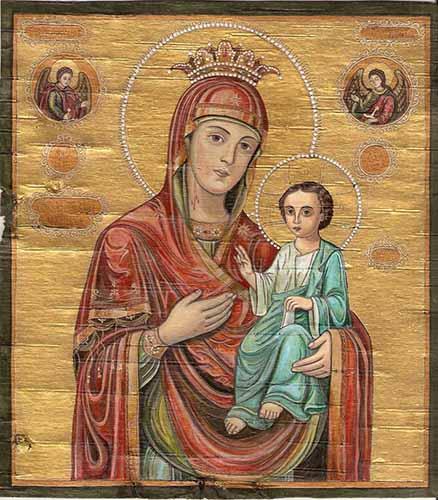 Красивые картинки и фото - Иконы Пресвятой Богородицы 3