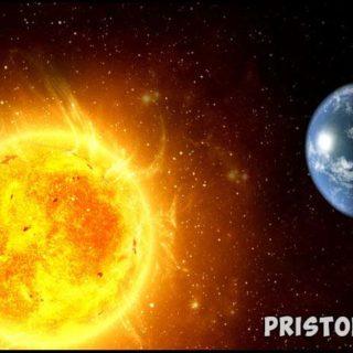Температура Солнца в градусах по цельсию - интересные факты о Солнце 1